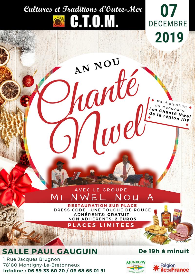 Chante Nwel 2019